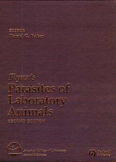 Portada del libro 9780813812021 Flynn's Parasites of Laboratory Animals
