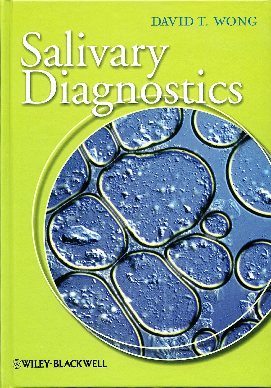 Portada del libro 9780813813332 Salivary Diagnostics