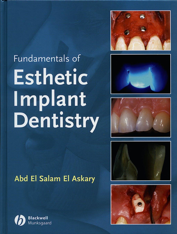 Portada del libro 9780813814483 Fundamentals of Esthetic Implant Dentistry