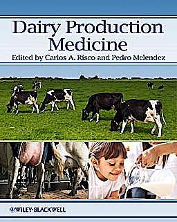 Portada del libro 9780813815398 Dairy Production Medicine