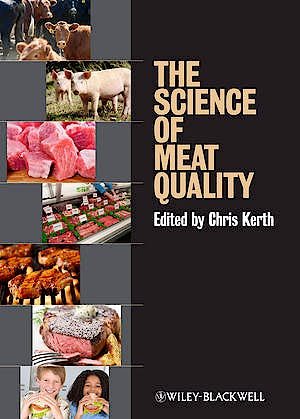 Portada del libro 9780813815435 		the Science of Meat Quality