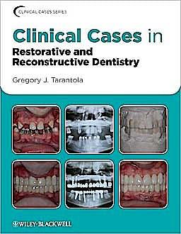 Portada del libro 9780813815640 Clinical Cases in Restorative and Reconstructive Dentistry