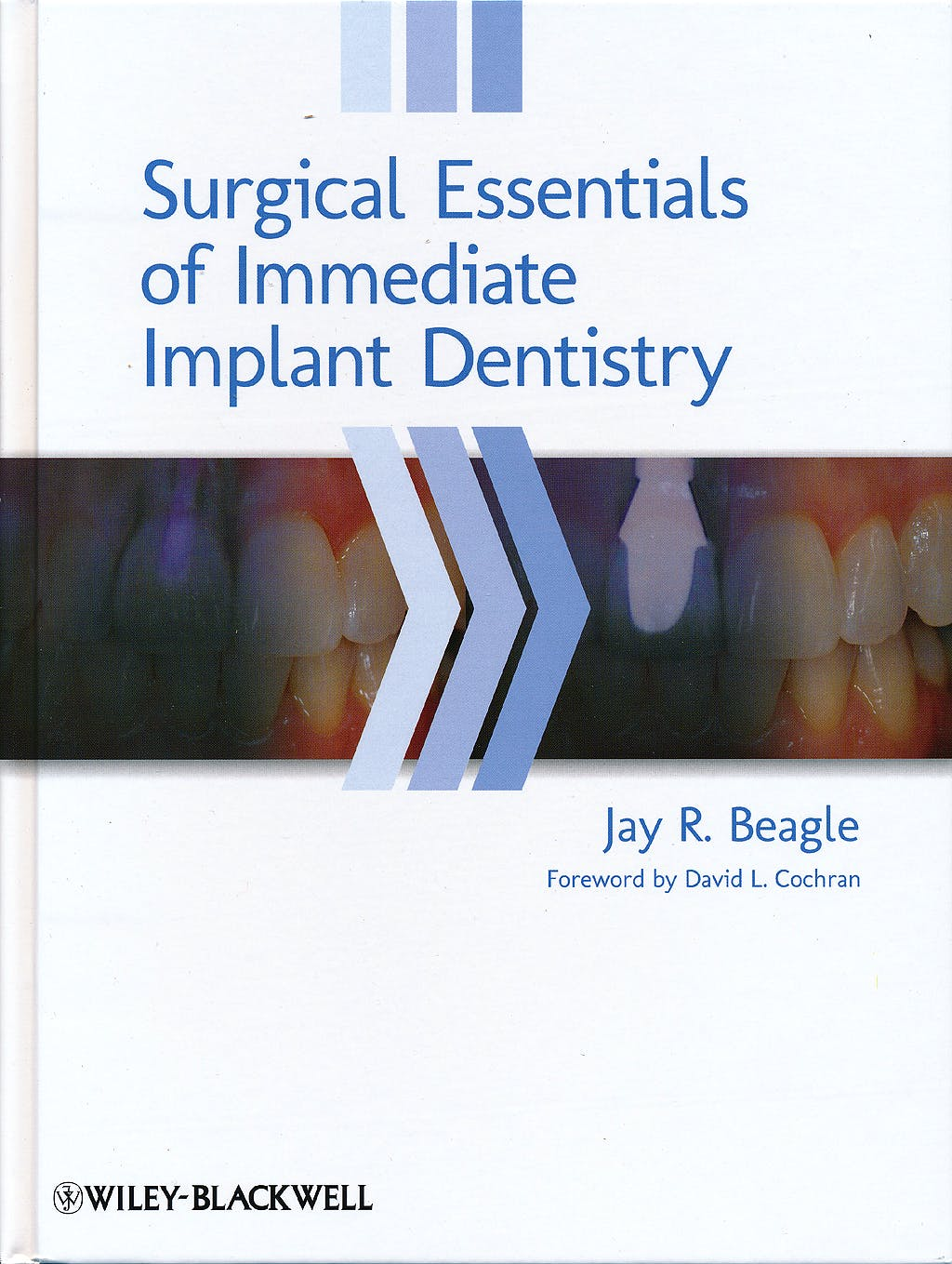 Portada del libro 9780813816067 Surgical Essentials of Immediate Implant Dentistry