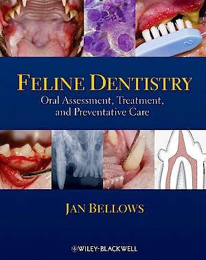 Portada del libro 9780813816135 Feline Dentistry. Oral Assessment, Treatment, and Preventative Care
