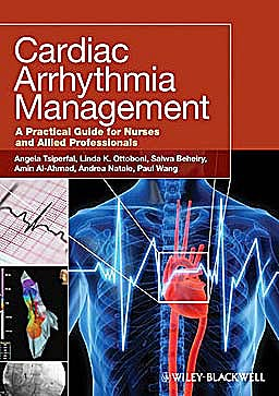 Portada del libro 9780813816678 Cardiac Arrhythmia Management. A Practical Guide for Nurses and Allied Professionals