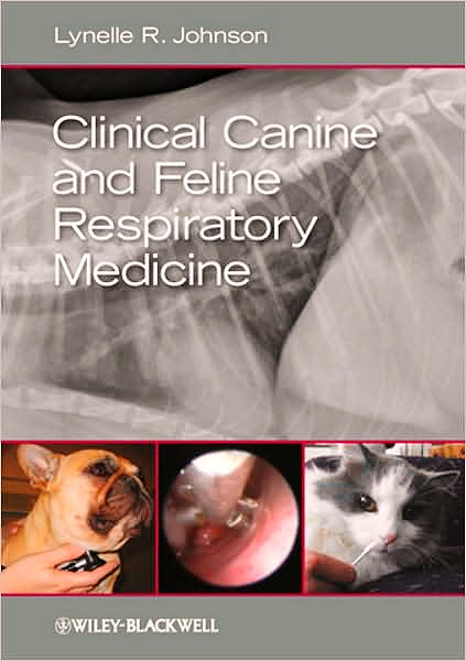 Portada del libro 9780813816715 Clinical Canine and Feline Respiratory Medicine