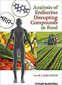 Portada del libro 9780813818160 Analysis of Endocrine Disrupting Compounds in Food