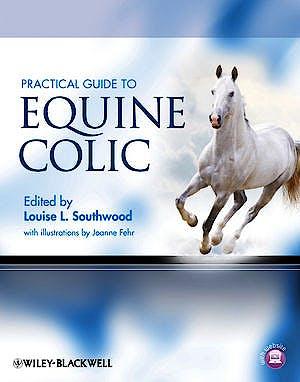 Portada del libro 9780813818320 Practical Guide to Equine Colic