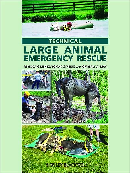 Portada del libro 9780813819983 Technical Large Animal Emergency Rescue