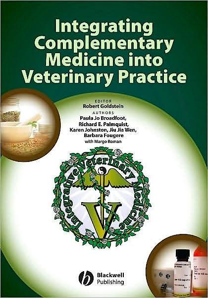 Portada del libro 9780813820200 Integrating Complementary Medicine into Veterinary Practice