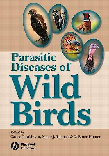 Portada del libro 9780813820811 Parasitic Diseases of Wild Birds