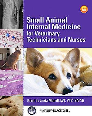 Portada del libro 9780813821641 Small Animal Internal Medicine for Veterinary Technicians and Nurses