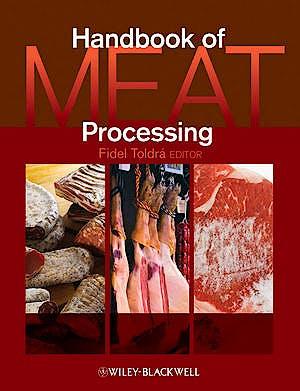 Portada del libro 9780813821825 Handbook of Meat Processing