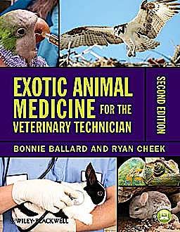 Portada del libro 9780813822068 Exotic Animal Medicine for the Veterinary Technician