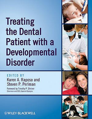 Portada del libro 9780813823935 Treating the Dental Patient with a Developmental Disorder