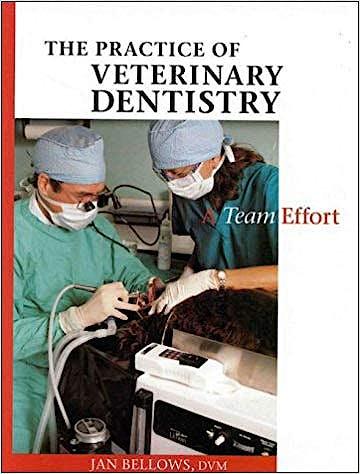 Portada del libro 9780813826172 The Practice of Veterinary Dentistry. a Team Effort