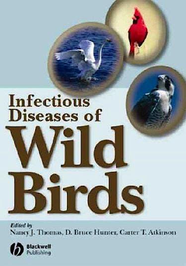 Portada del libro 9780813828121 Infectious Diseases of Wild Birds
