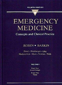 Portada del libro 9780815137740 Emergency Medicine, 3 Vols.