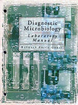 Portada del libro 9780815150343 Diagnostic Microbiology Laboratory Manual