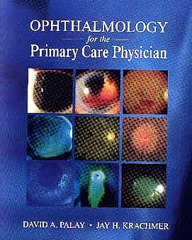Portada del libro 9780815188988 Ophthalmology for the Primary Care Physician