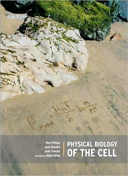 Portada del libro 9780815341635 Physical Biology of the Cell