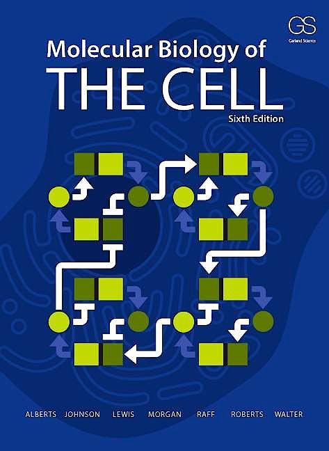 Portada del libro 9780815344322 Molecular Biology of the Cell (Hardcover)