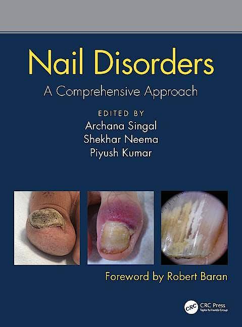 Portada del libro 9780815378341 Nail Disorders. A Comprehensive Approach