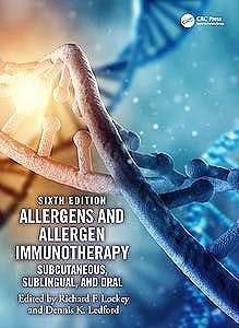 Portada del libro 9780815382218 Allergens and Allergen Immunotherapy. Subcutaneous, Sublingual, and Oral