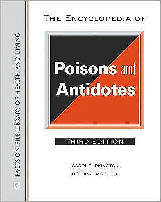 Portada del libro 9780816064014 Poisons and Antidotes