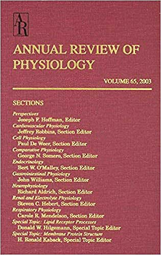 Portada del libro 9780824303792 Annual Review of Physiology, Vol. 79