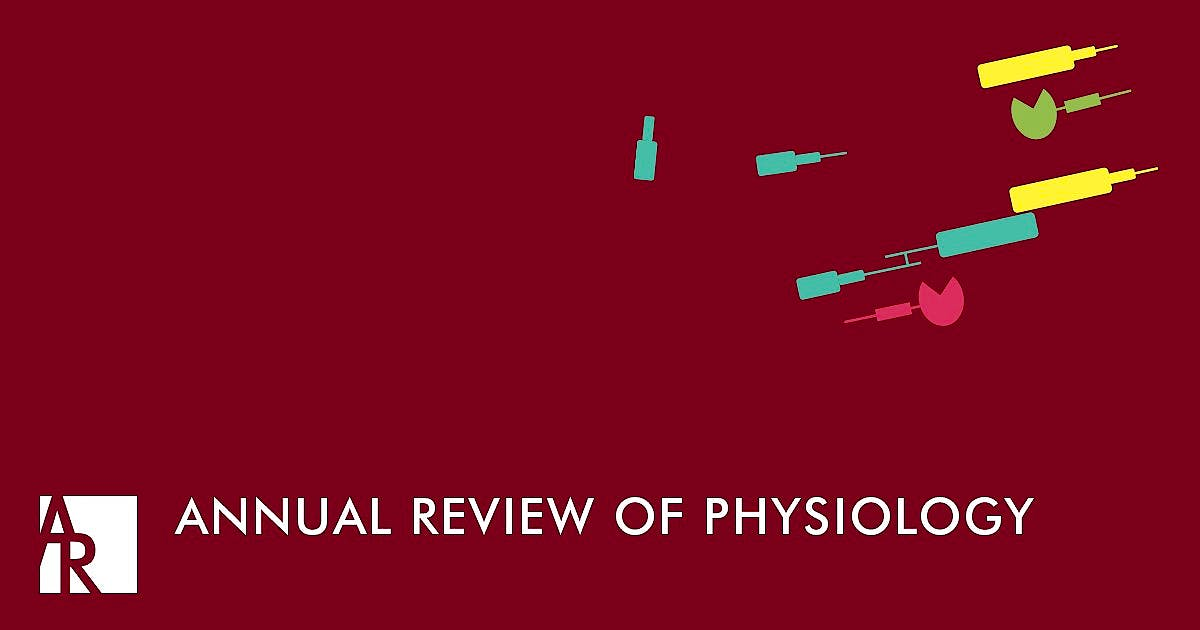 Portada del libro 9780824303808 Annual Review of Physiology, Vol. 80