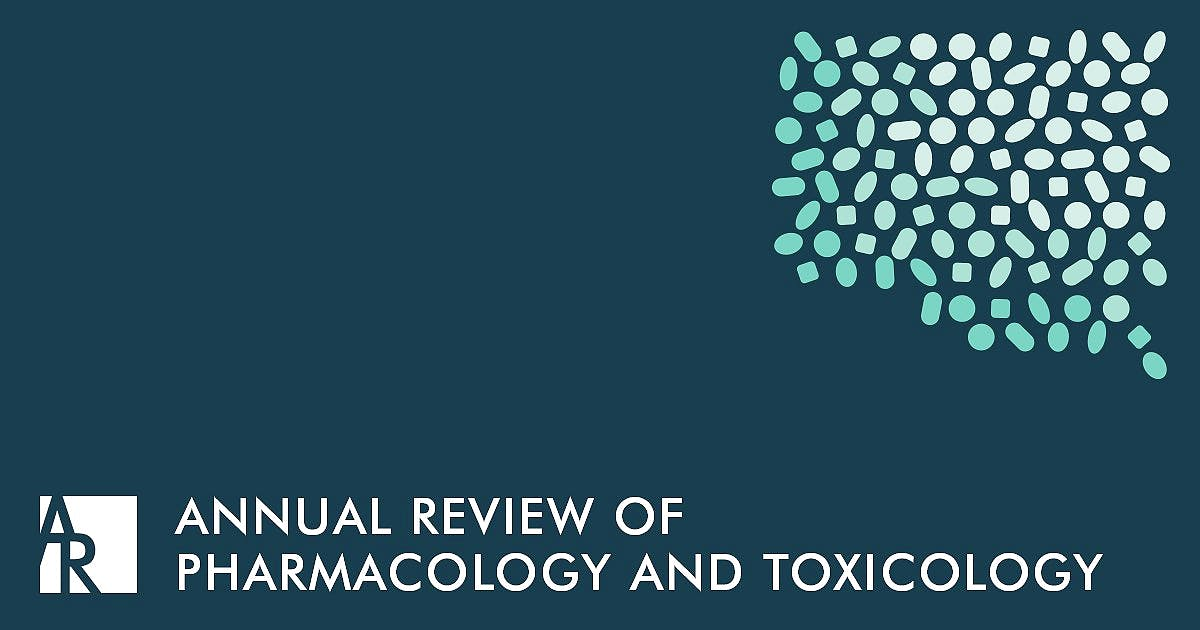 Portada del libro 9780824304591 Annual Review of Pharmacology and Toxicology, Vol. 59