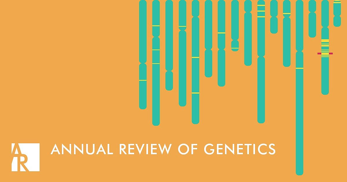 Portada del libro 9780824312527 Annual Review of Genetics, Vol. 52