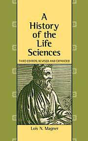 Portada del libro 9780824708245 A History of the Life Sciences