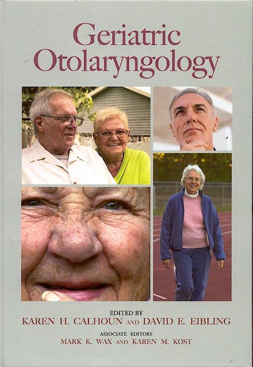 Portada del libro 9780824728502 Geriatric Otolaryngology