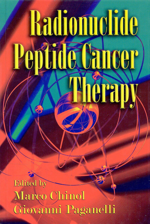 Portada del libro 9780824728878 Radionuclide Peptide Cancer Therapy + Cd
