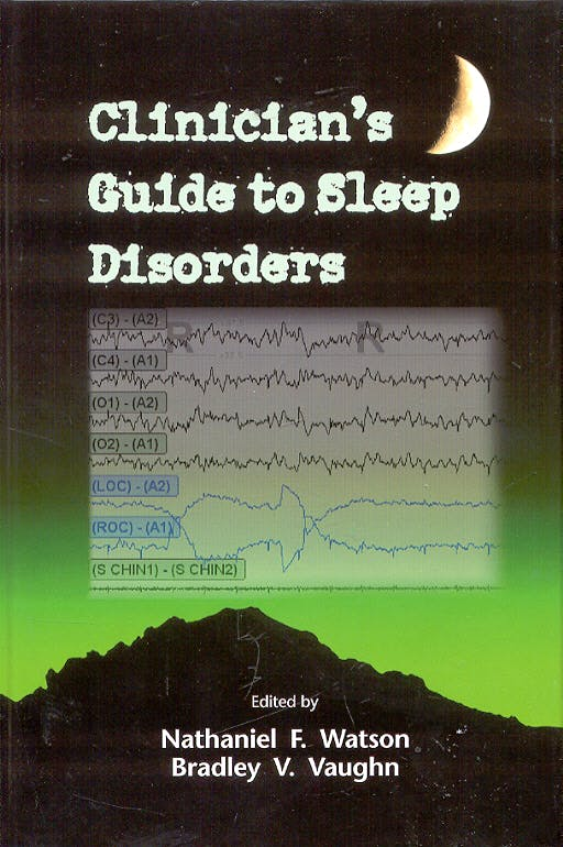 Portada del libro 9780824729301 Clinician's Guide to Sleep Disorders