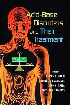 Portada del libro 9780824759155 Acid-Base Disorders and Their Treatment