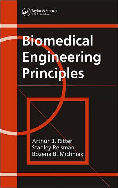 Portada del libro 9780824796167 Biomedical Engineering Principles