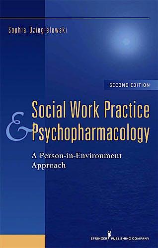 Portada del libro 9780826102171 Social Work Practice  and Psychopharmacology