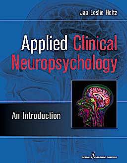 Portada del libro 9780826104748 Applied Clinical Neuropsychology. an Introduction