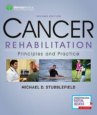 Portada del libro 9780826111388 Cancer Rehabilitation. Principles and Practice