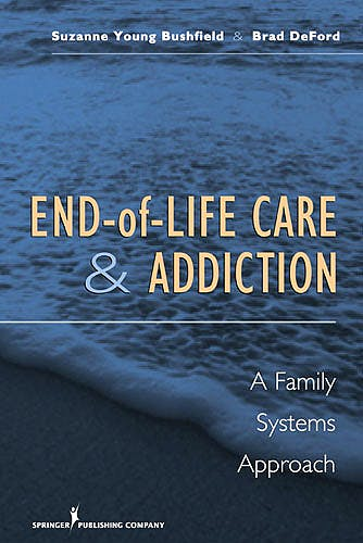 Portada del libro 9780826121417 Providing End of Life Care to Addicted People and Their Families