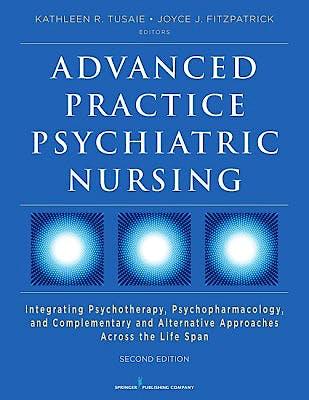 Portada del libro 9780826132536 Advanced Practice Psychiatric Nursing