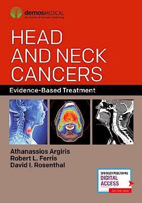 Portada del libro 9780826137777 Head and Neck Cancers. Evidence-Based Treatment