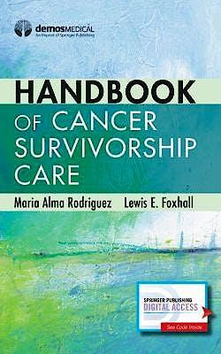 Portada del libro 9780826138194 Handbook of Cancer Survivorship Care