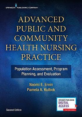 Portada del libro 9780826138439 Advanced Public and Community Health Nursing Practice. Population Assessment, Program Planning and Evaluation