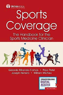 Portada del libro 9780826142955 Sports Coverage. The Handbook for the Sports Medicine Clinician