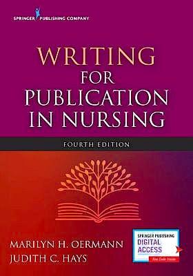 Portada del libro 9780826147011 Writing for Publication in Nursing
