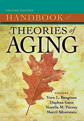 Portada del libro 9780826162519 Handbook of Theories of Aging